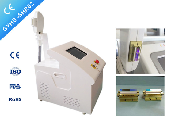 2000W Power IPL Laser Skin Rejuvenation Machine Vascular Removal High Repetition